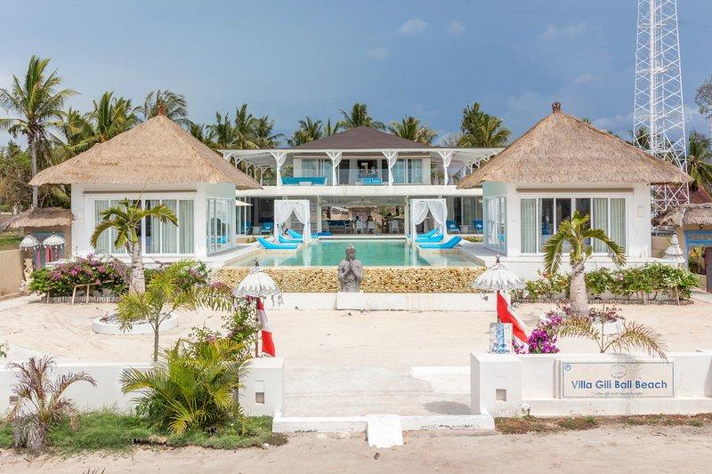 Villa-Gili-Bali-Beach: NEW VILLA in Gili Trawangan, holiday rental in Gili Trawangan
