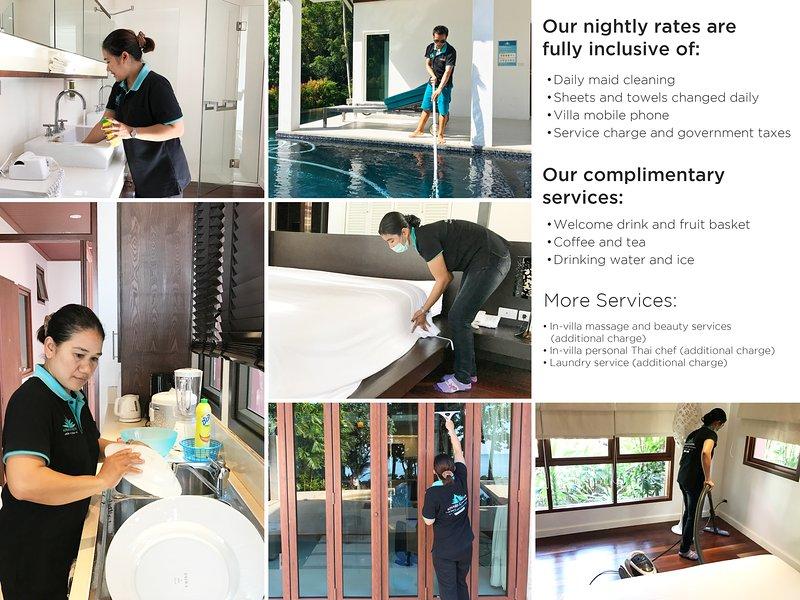 Notre service