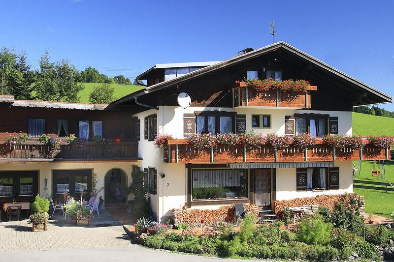 Gästehaus Schmid & Reitzner, Luitharz em Immenstadt