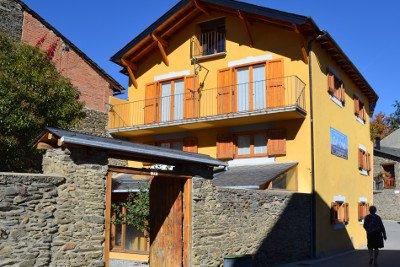 Casa de pueblo en Bolvir (La Cerdaña) para 12+6 pax. La Casa de Cal Janet Bolvir, alquiler vacacional en La Molina