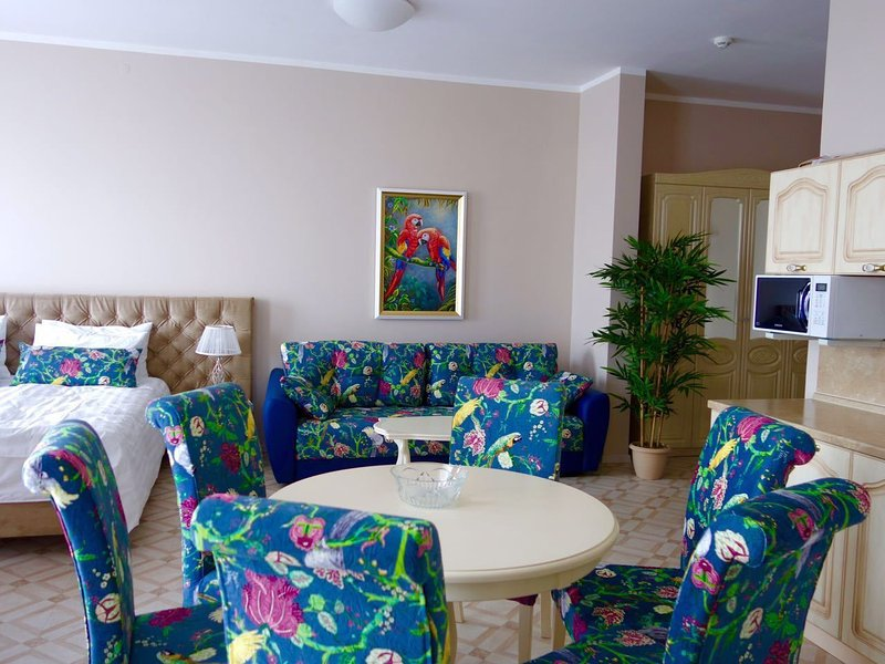apart hotel Phoenix De Luxe, vacation rental in Vesyoloye
