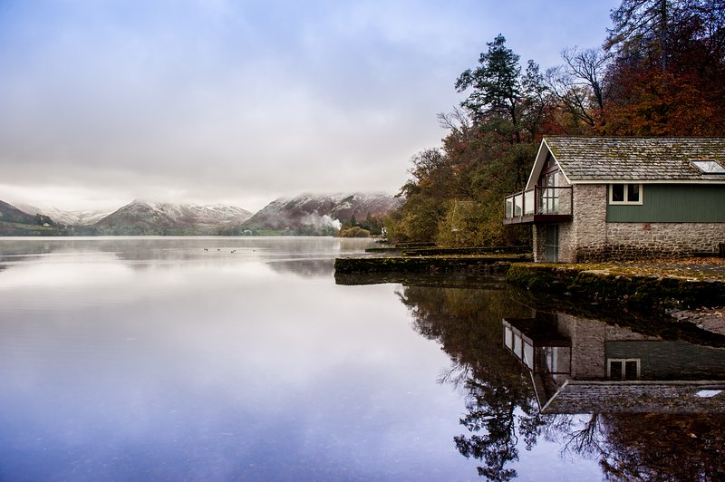 Lake District Ullswater Far Boathouse, holiday rental in Dockray