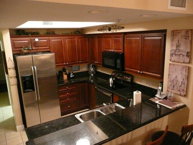 Full Size KitchenKitchen