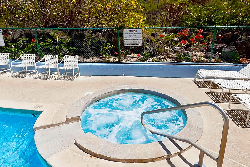 Community Hot Tub Where you can Relax and Rejuvenate