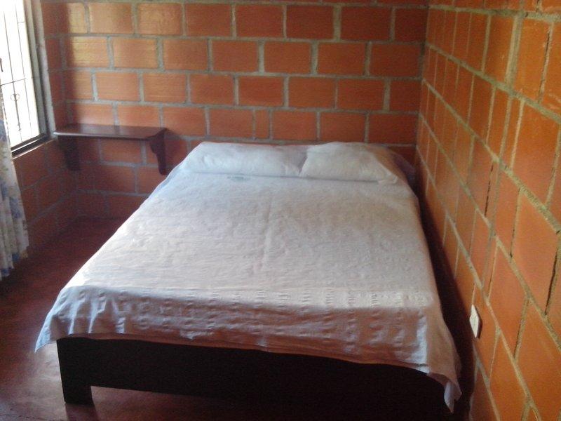 Habitación Matrimonial, alquiler vacacional en Mocoa