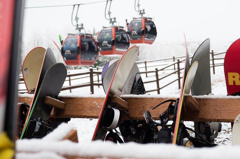 Wyndham Park City ~ sci-in / ski-out ~ Il Frostwood Gondola è a pochi passi dalla porta