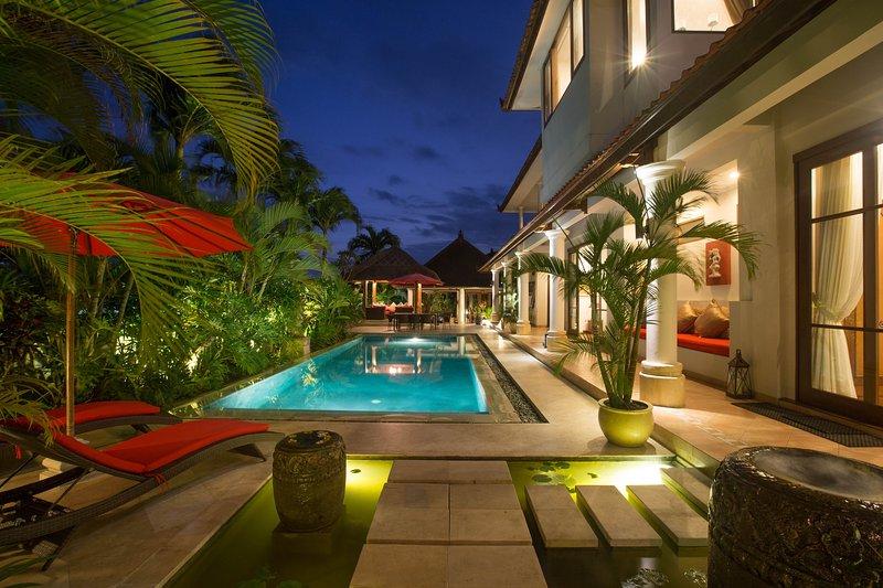 Villa Padi,  Bali - Come and Indulge Yourself !, holiday rental in North Kuta