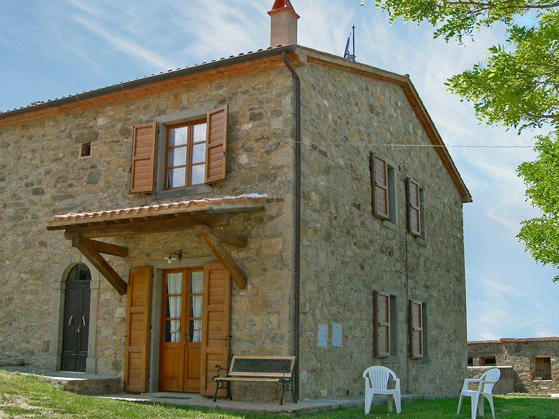 Titena, holiday rental in Montelaterone