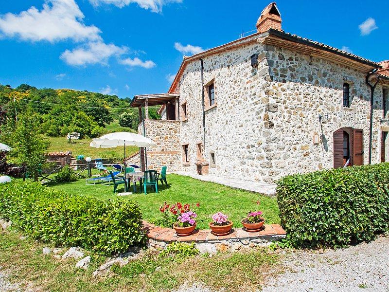 Santa Fiora retreat, holiday rental in Cana