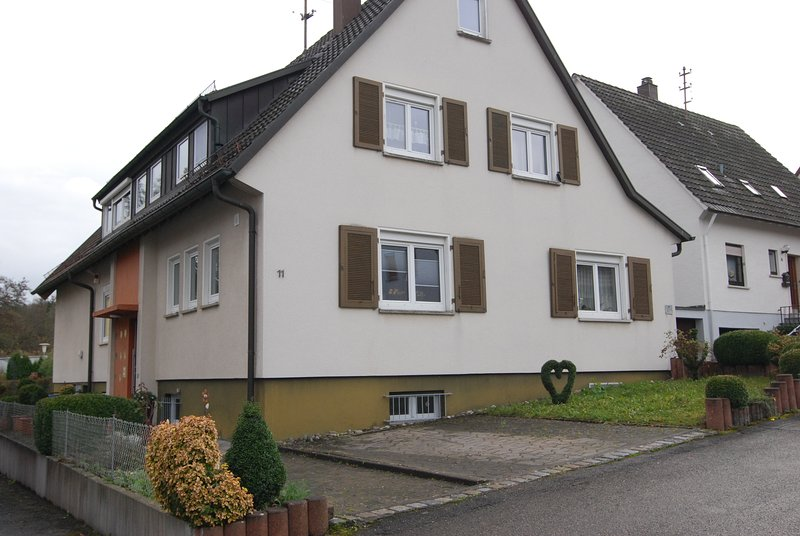 Ferienwohnung Anton, Heuchlingen (Lein), holiday rental in Aalen