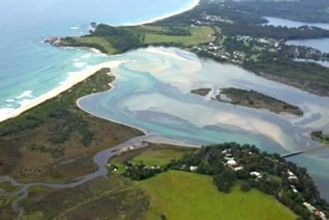 Birdseye view of Akolele