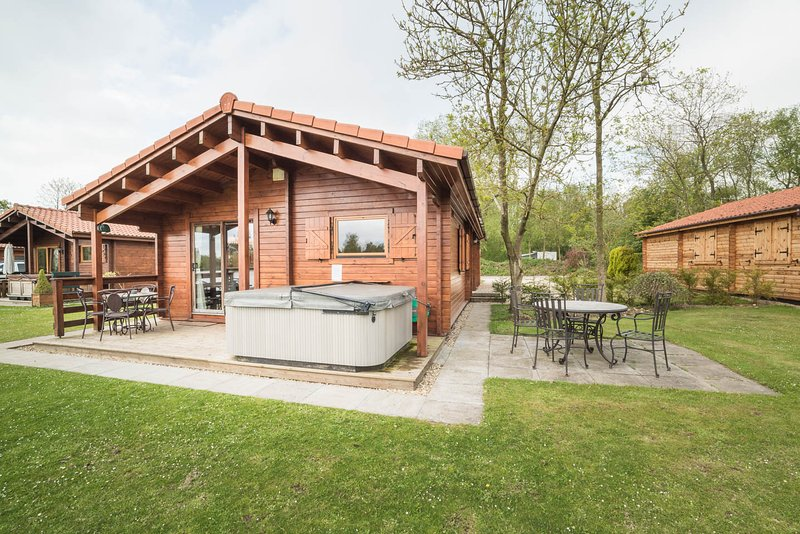 Jemima lodge luxury holiday retreat, vacation rental in Tattershall