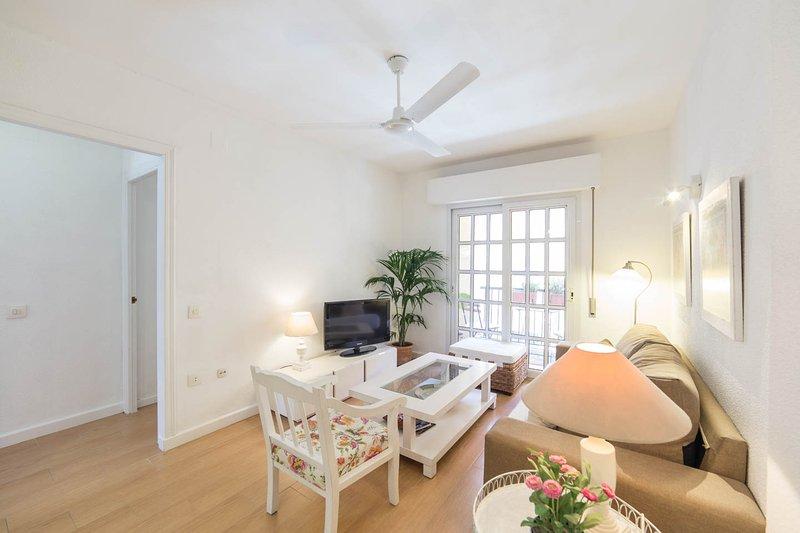 apartamento en el centro de tarifa con aparcamient, location de vacances à Tarifa