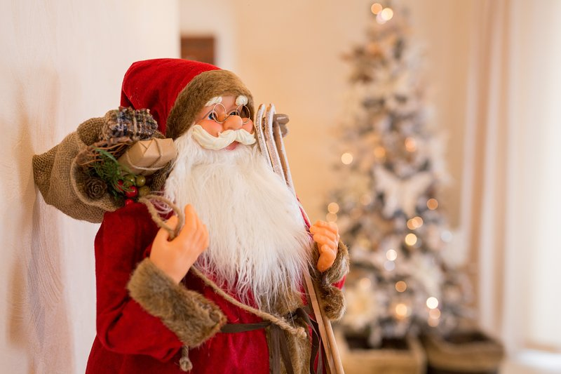 "Papai Noel instala-se em ""Precious Jewel"""