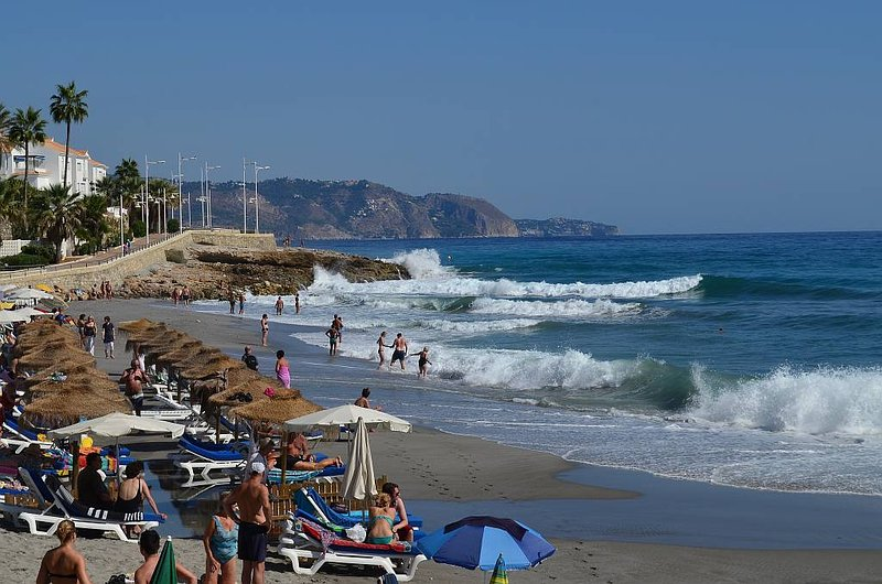 Torrecilla Beach