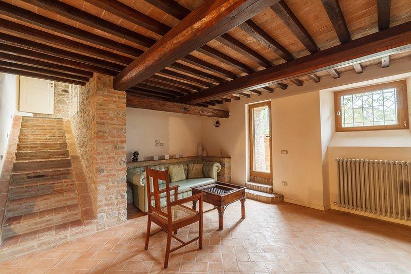 Borgo Giorgione 'Melograno', holiday rental in Montegiove