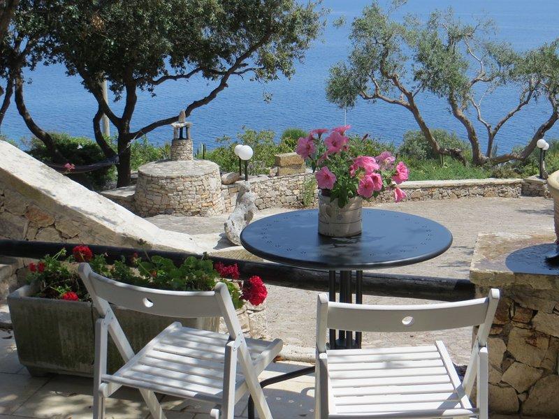 mare blù to' lafranchina', vacation rental in Montesano Salentino