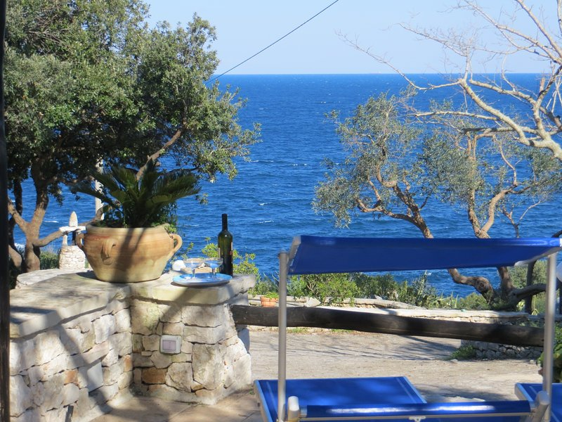 mare verde to lafranchina, vacation rental in Montesano Salentino