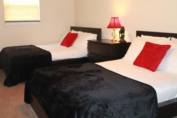 Bedroom 2 - two queens