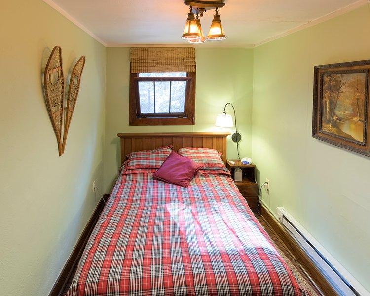 Uno de los 2 dormitorios