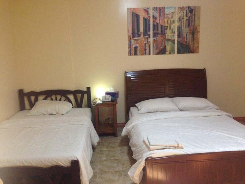 Queen & double Bed