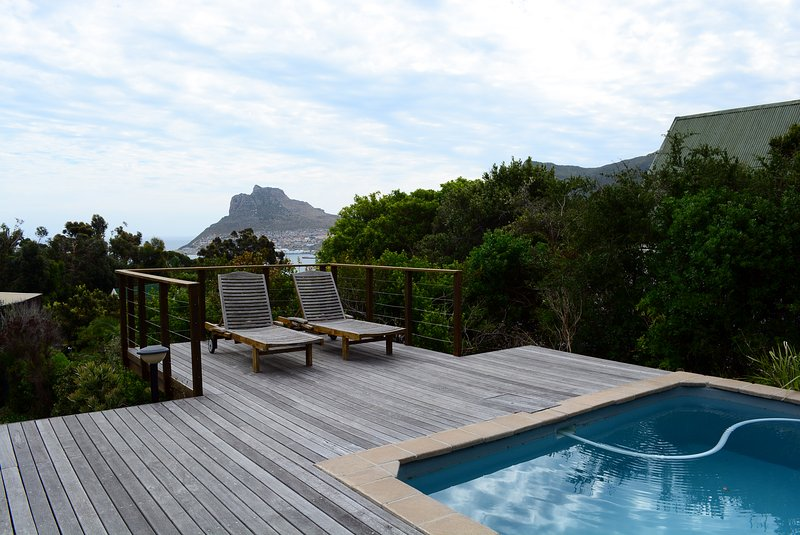 Sea View, Hout Bay, 2 bedroom, Pool, holiday rental in Hout Bay