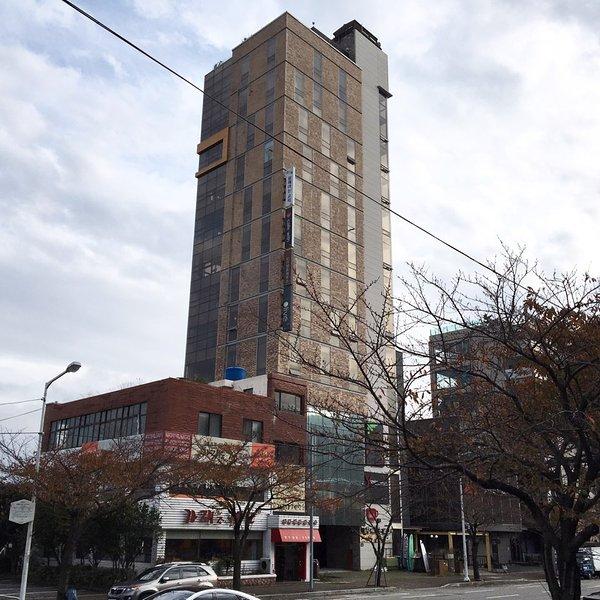 Meilleure vue depuis le plus haut bâtiment en bord de mer dans Songjeong