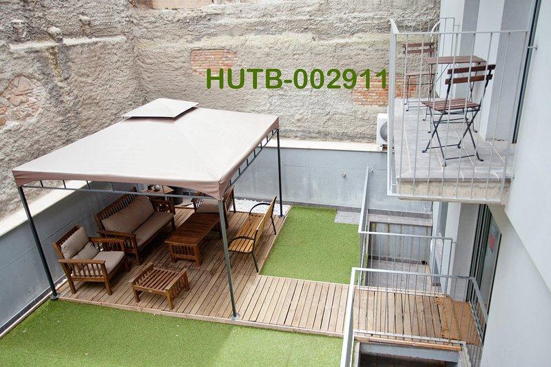 location appart Barcelona Plaza España