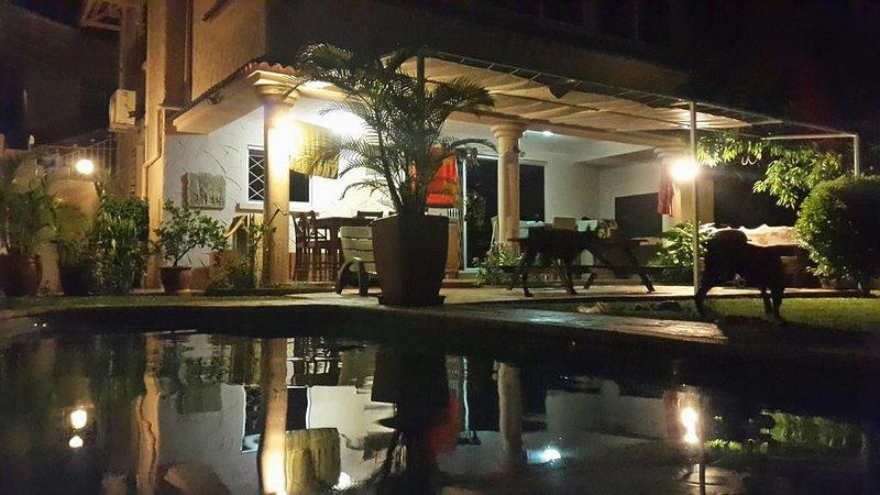 La experiencia de Mauricio en el estilo sin tener que pagar las tarifas del hotel costosos con todo lo que necesita para relajarse !!