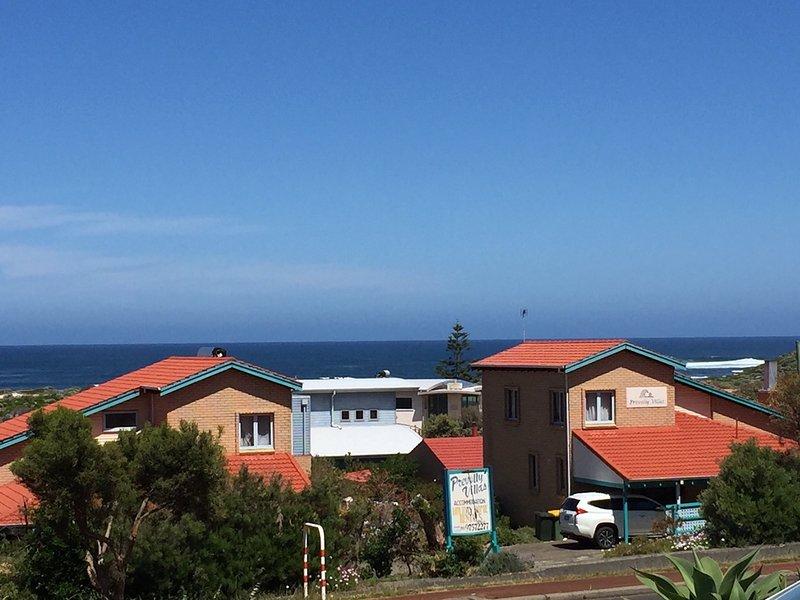 Fabulous côtières vue sur l'océan localisation partielle.
