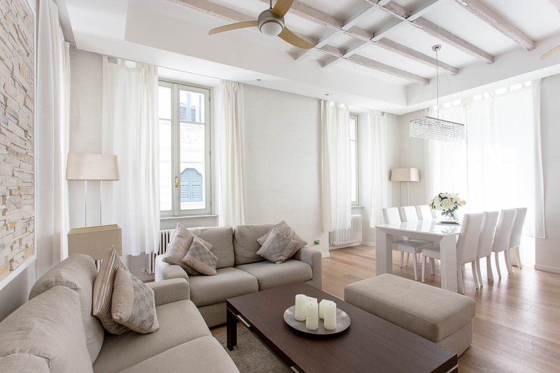 New luxury apartment Como, holiday rental in Como
