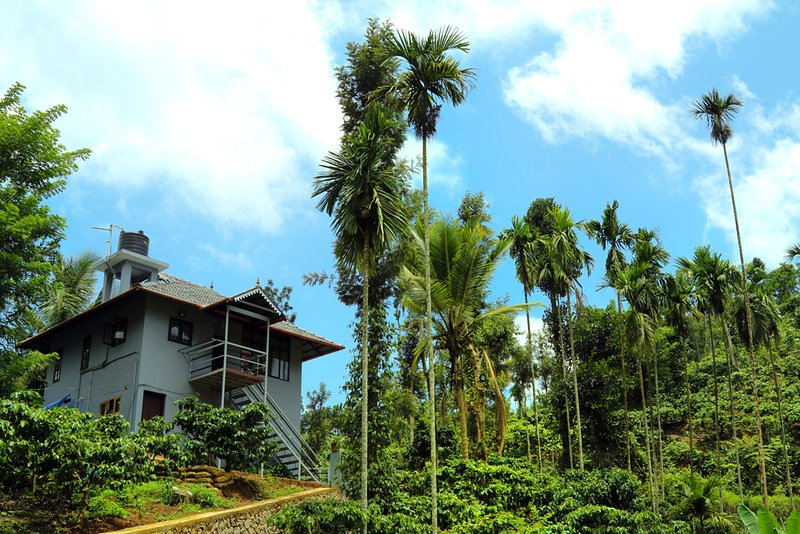 Mist valley service villa, vakantiewoning in Wayanad District