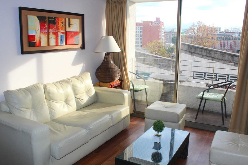 Fully furnished cozy apartment, near of everything – semesterbostad i Alto Jahuel