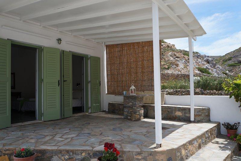KLADOS FAMILY STUDIO, location de vacances à Cherronisos