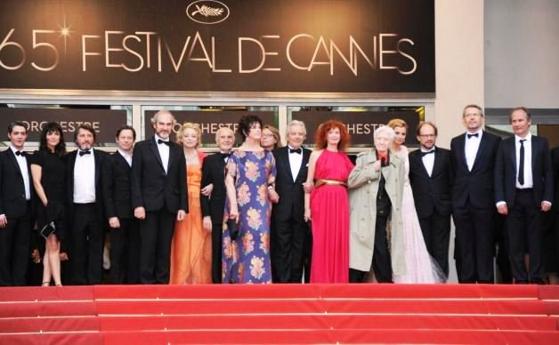 CANNES = Le Festival du Film de mai