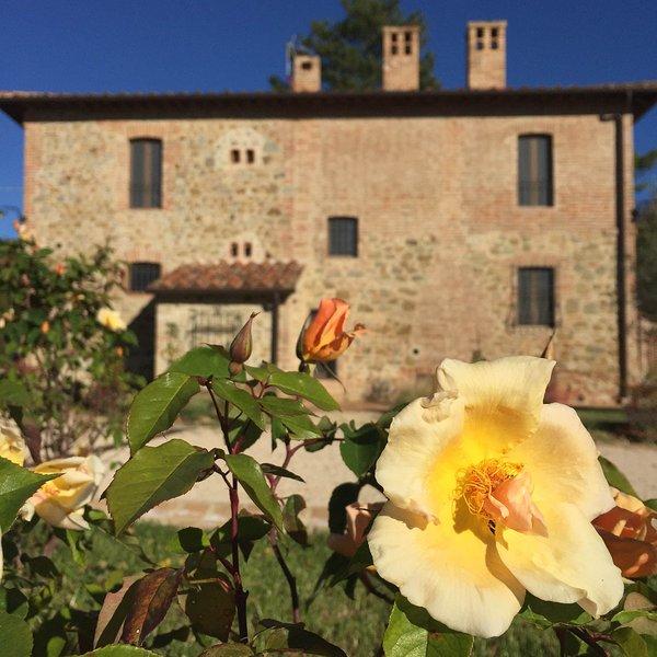 Borgo Giorgione Villa 12 Sleeps, location de vacances à Montegabbione