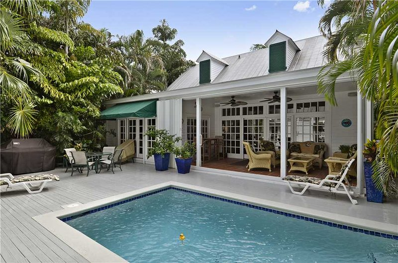 The Dolphin House, vacation rental in Key West