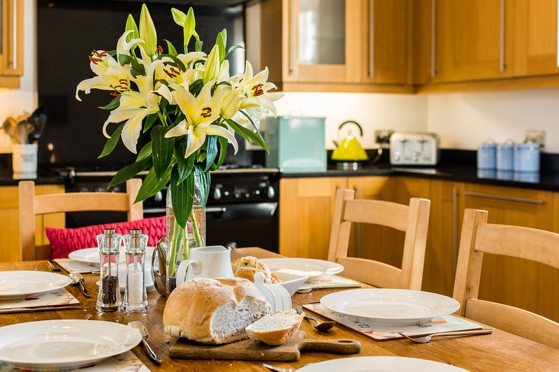 Hunters Lodge, Spacious and Contemporary barn, Bude, North Cornwall, vakantiewoning in Bude-Stratton