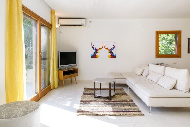 Tel Aviv Neve Tzedek Luxury Penthouse, location de vacances à Jaffa