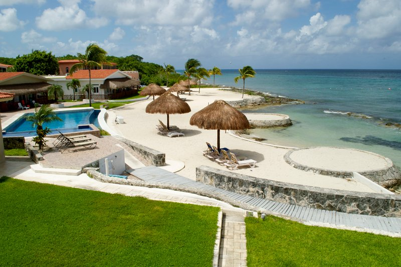 Cozumel Beach House Villa Paradise Luxury Ocean View Master Suite
