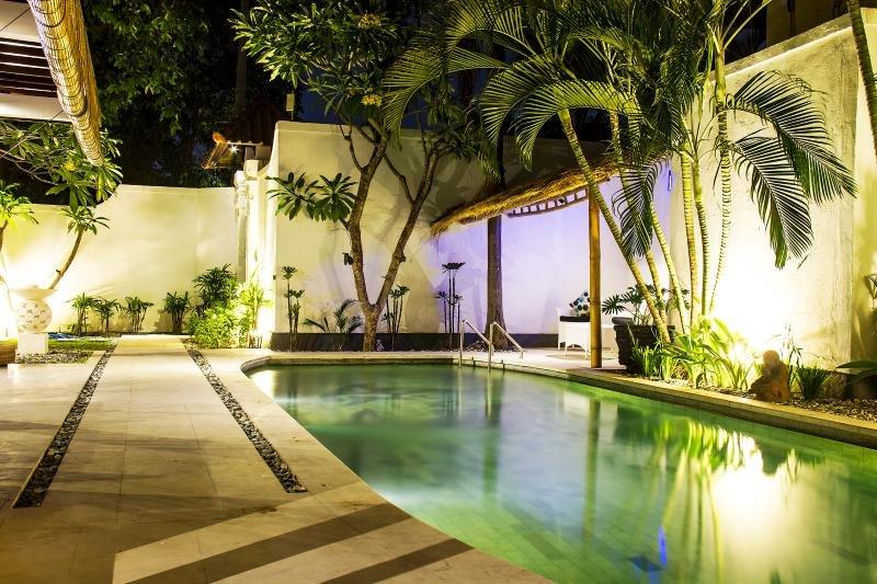Villa Gardenia Fab Location Pool Fence Has Private Outdoor Pool