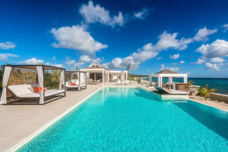 Turtle Nest, a 4BR vacation rental villa on Baie Longue, St Martin