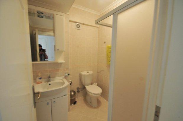 salle de bains étage inférieur