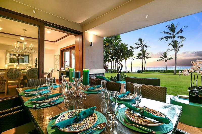 Welcome to Kealoha, Ground Floor unit it the Beachfront Building