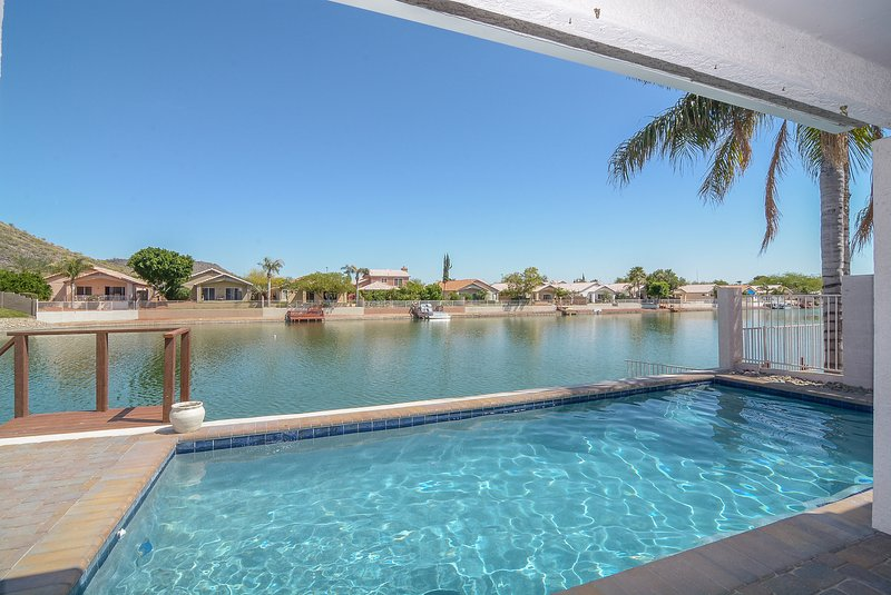 Su propia piscina climatizada
