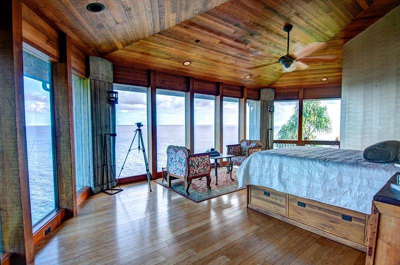 Artful and Elegant Master Suite