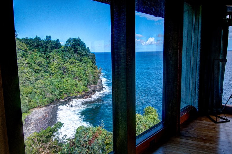 Views Abound from the Master Bedroom