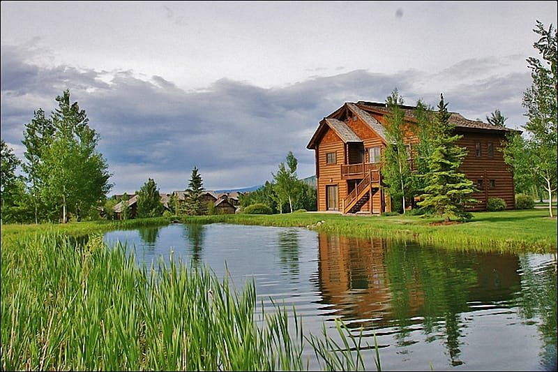 Teton Springs Lodge Home (***********), holiday rental in Swan Valley