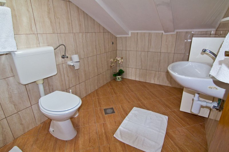A2(8): bathroom with toilet