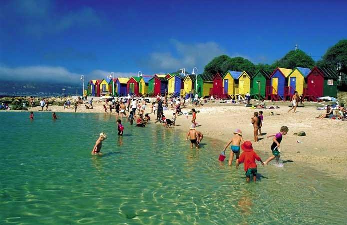 Kalk Bay Beach
